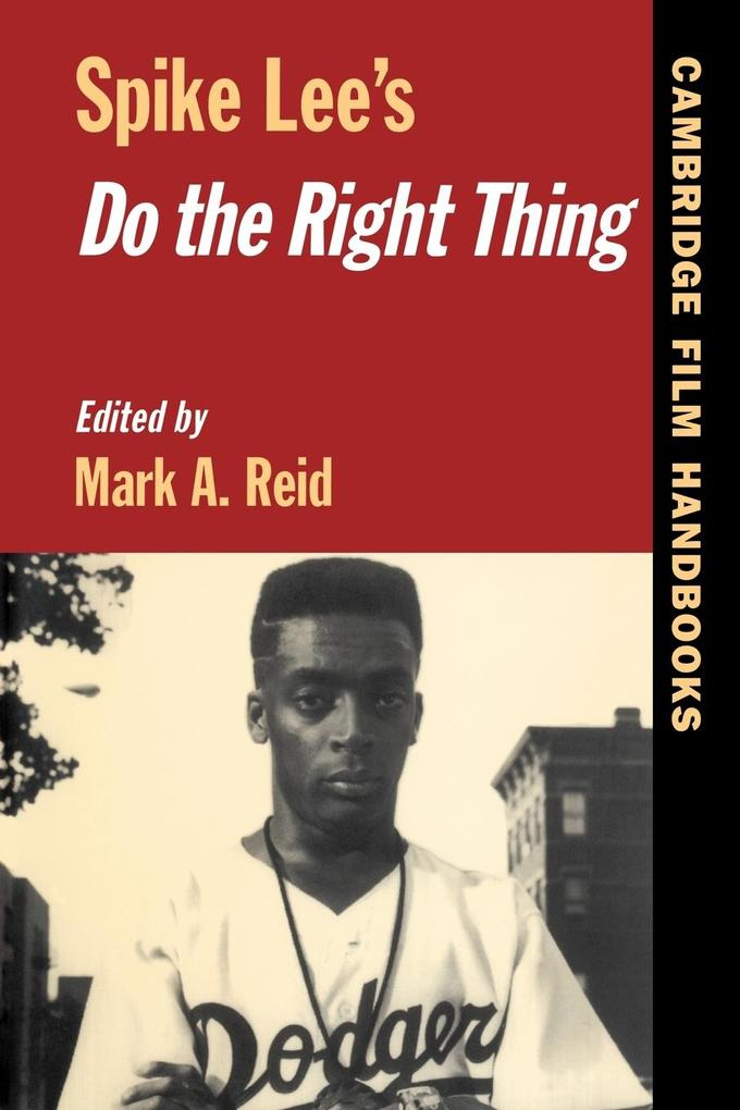 Spike Lee's Do the Right Thing als Buch (kartoniert)