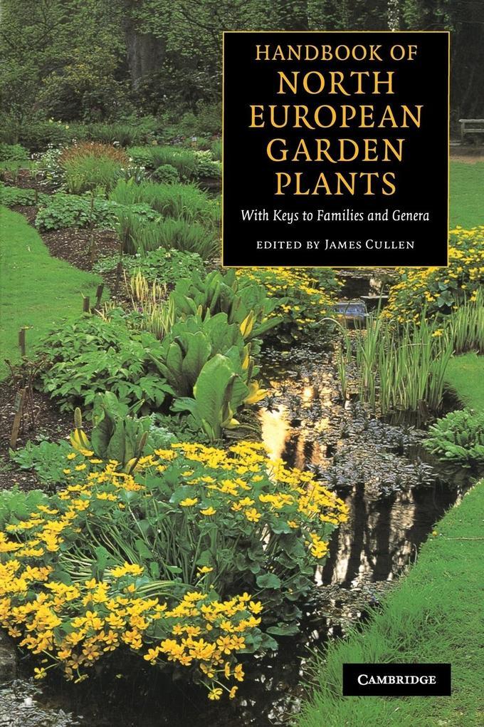 Handbook of North European Garden Plants