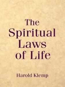 The Spiritual Laws of Life als eBook