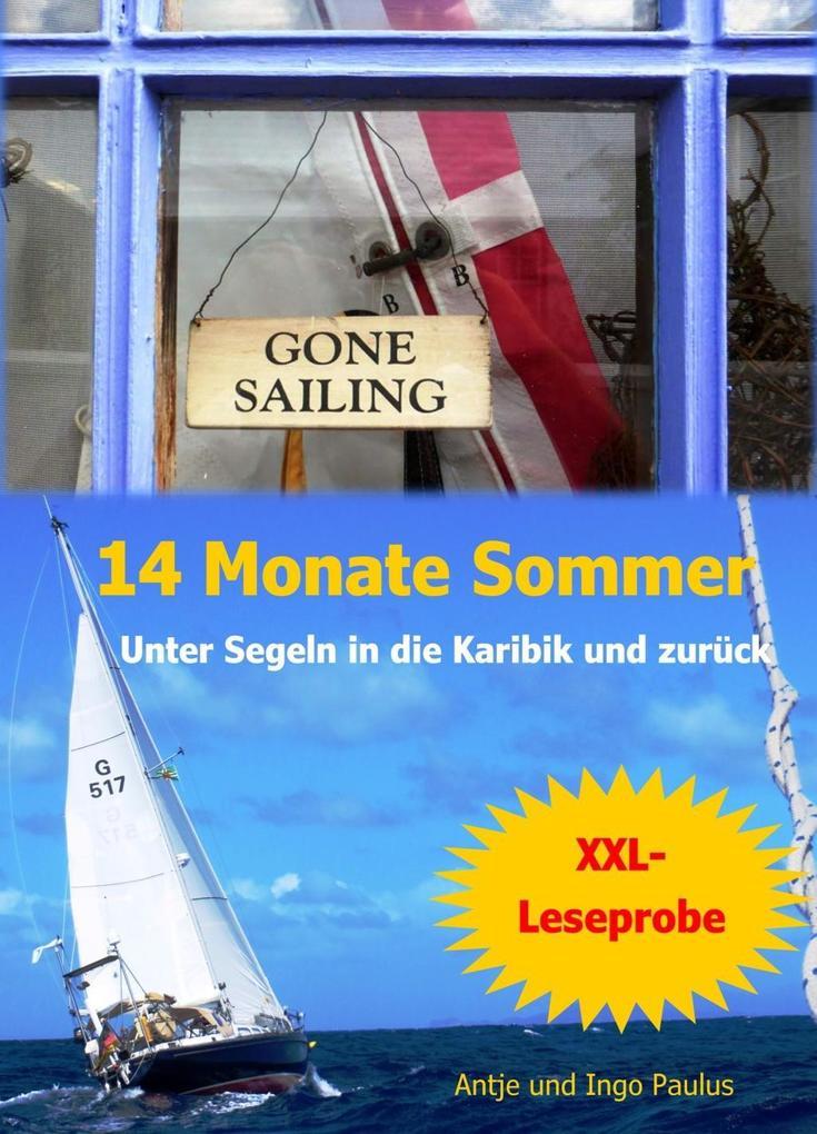 XXL-Leseprobe: 14 Monate Sommer als eBook