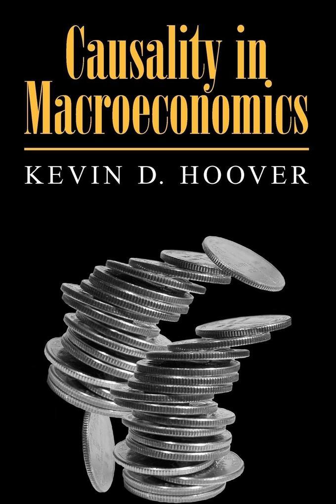 Causality in Macroeconomics als Buch (kartoniert)