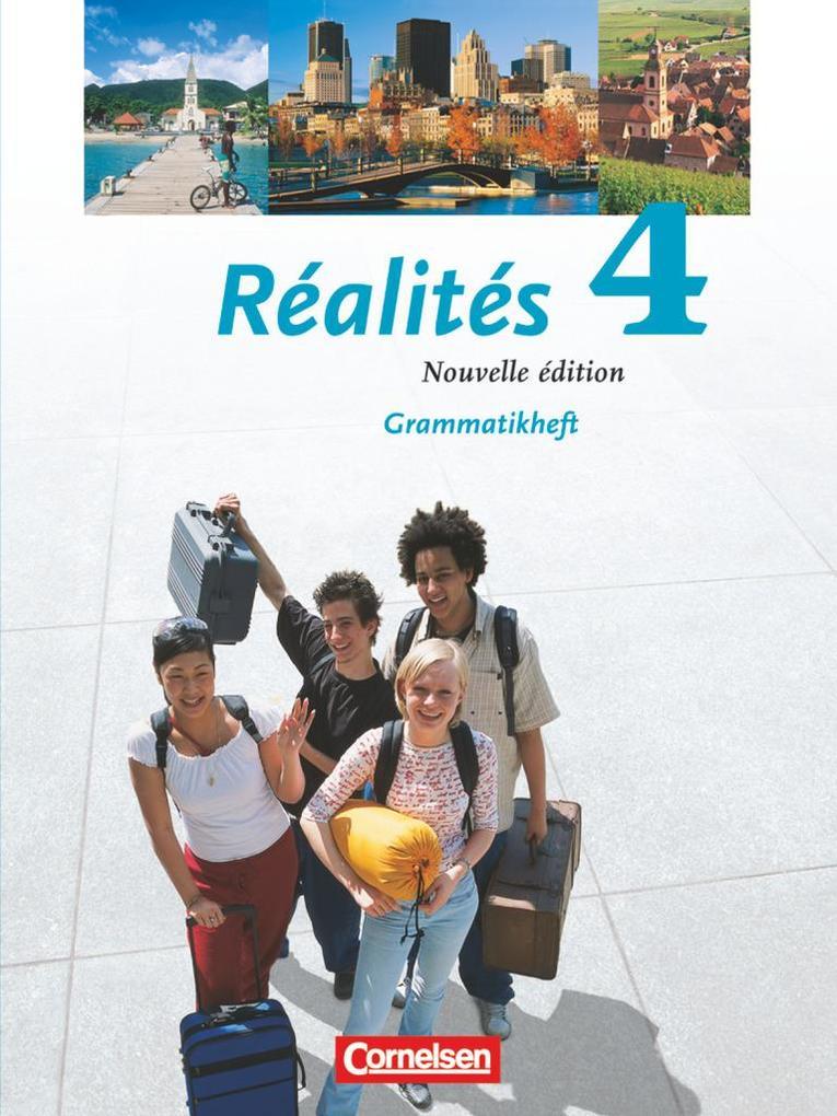 Realites 4. Nouvelle Edition. Grammatisches Beiheft als Buch (kartoniert)