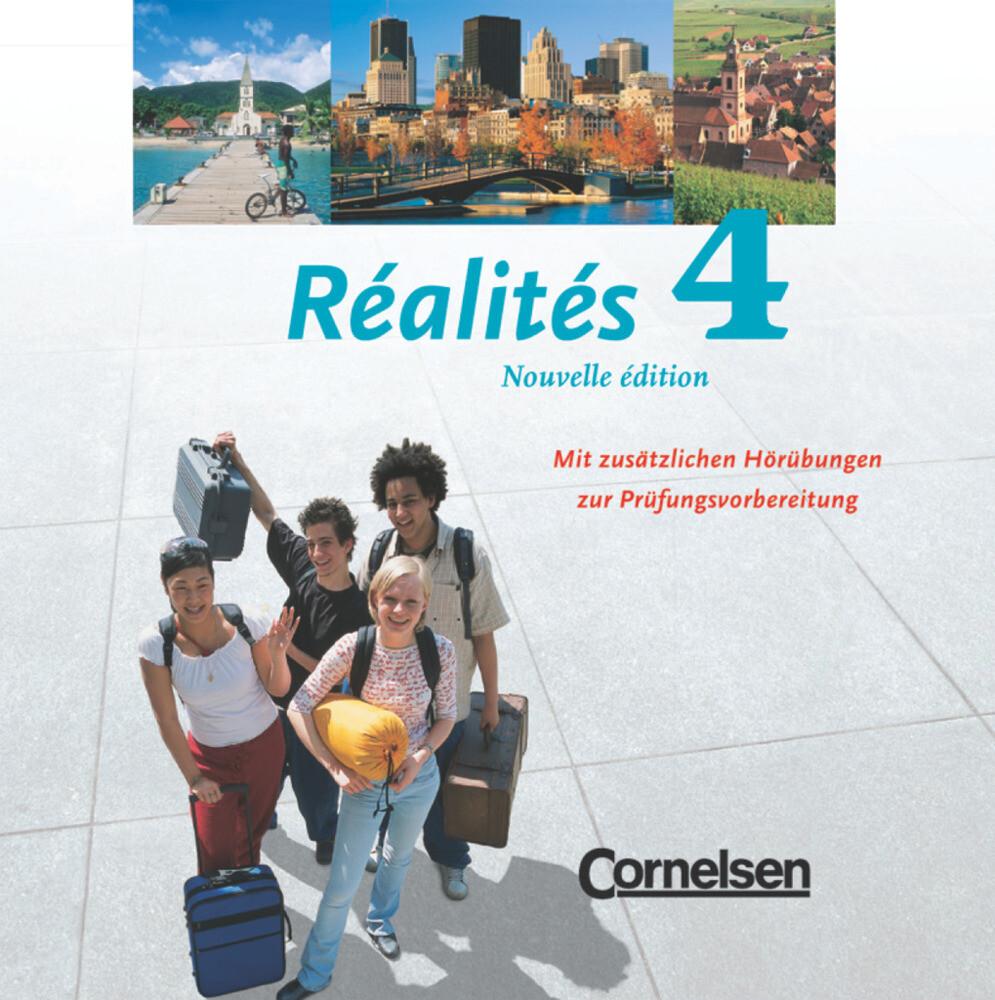 Realites 4. Nouvelle Edition. 2 CDs als CD