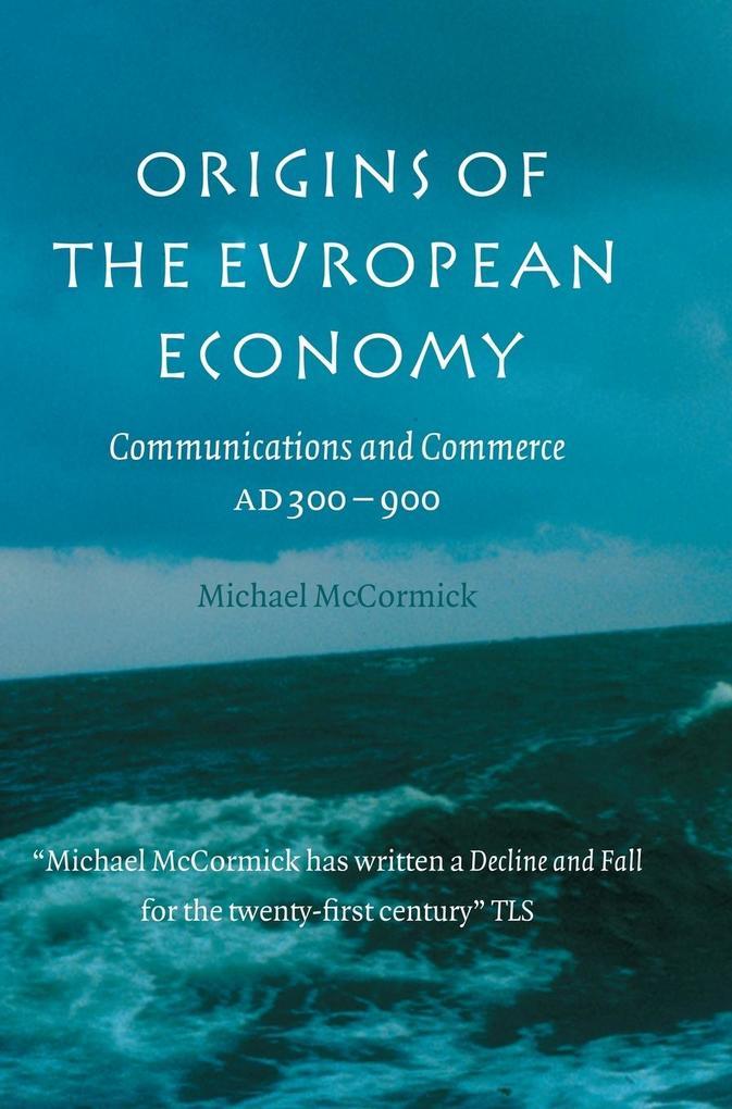 Origins of the European Economy als Buch (gebunden)
