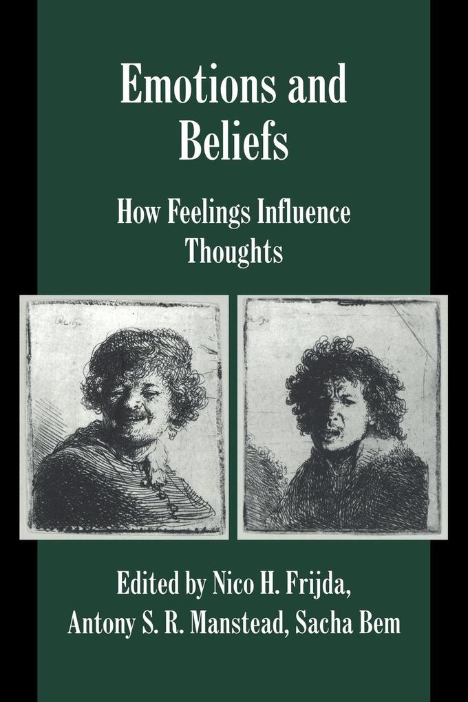 Emotions and Beliefs als Buch (kartoniert)