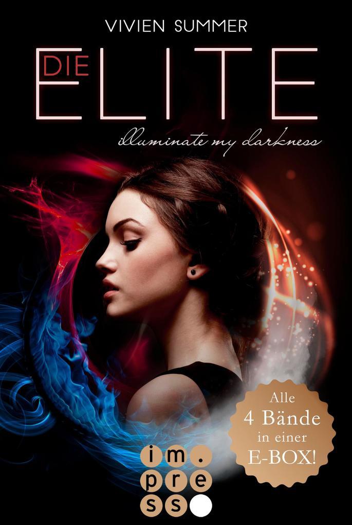 Alle vier Bände der Bestseller-Reihe in einer E-Box! (Die Elite ) als eBook