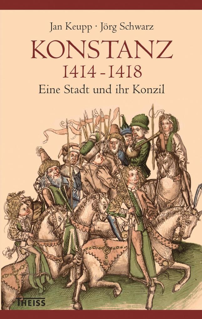 Konstanz 1414-1418 als eBook epub