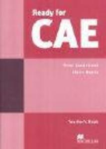 Ready for CAE TB als Taschenbuch
