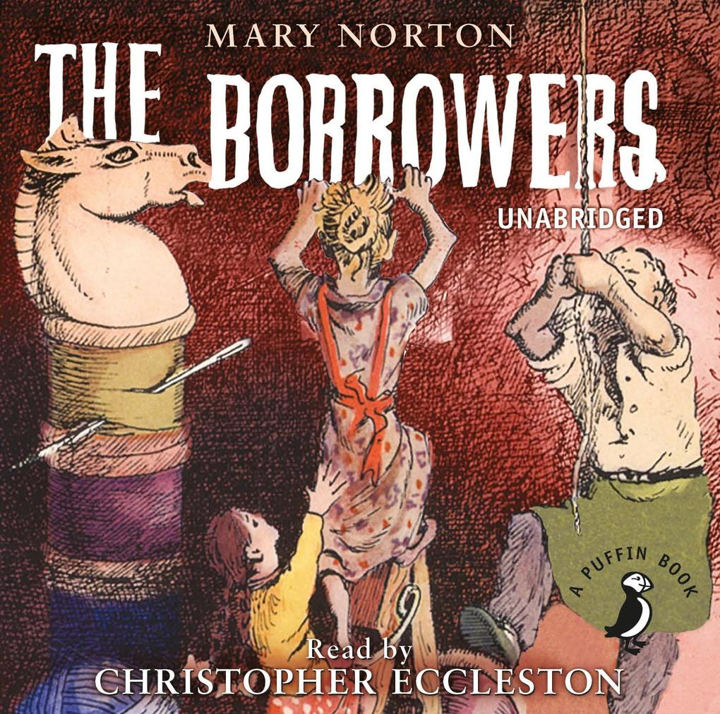 The Borrowers als Hörbuch