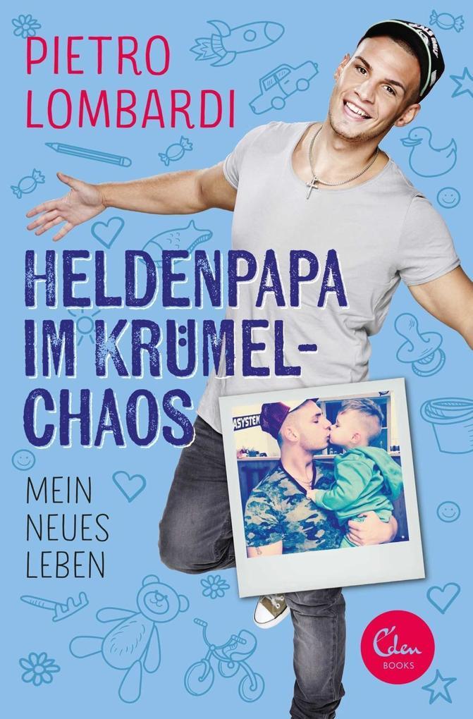 Heldenpapa im Krümelchaos als Buch