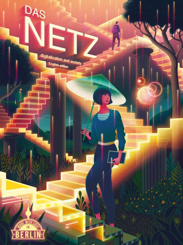 Das Netz - English Edition als eBook