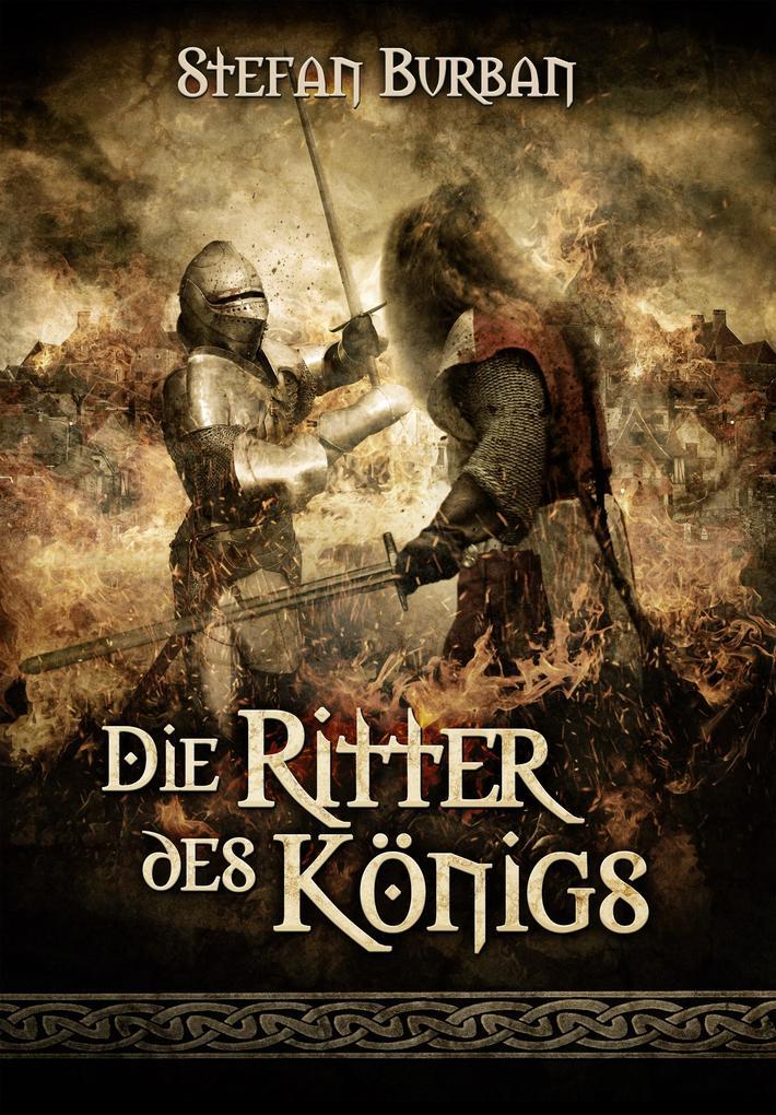 Die Chronik des großen Dämonenkrieges 3: Die Ritter des Königs als eBook