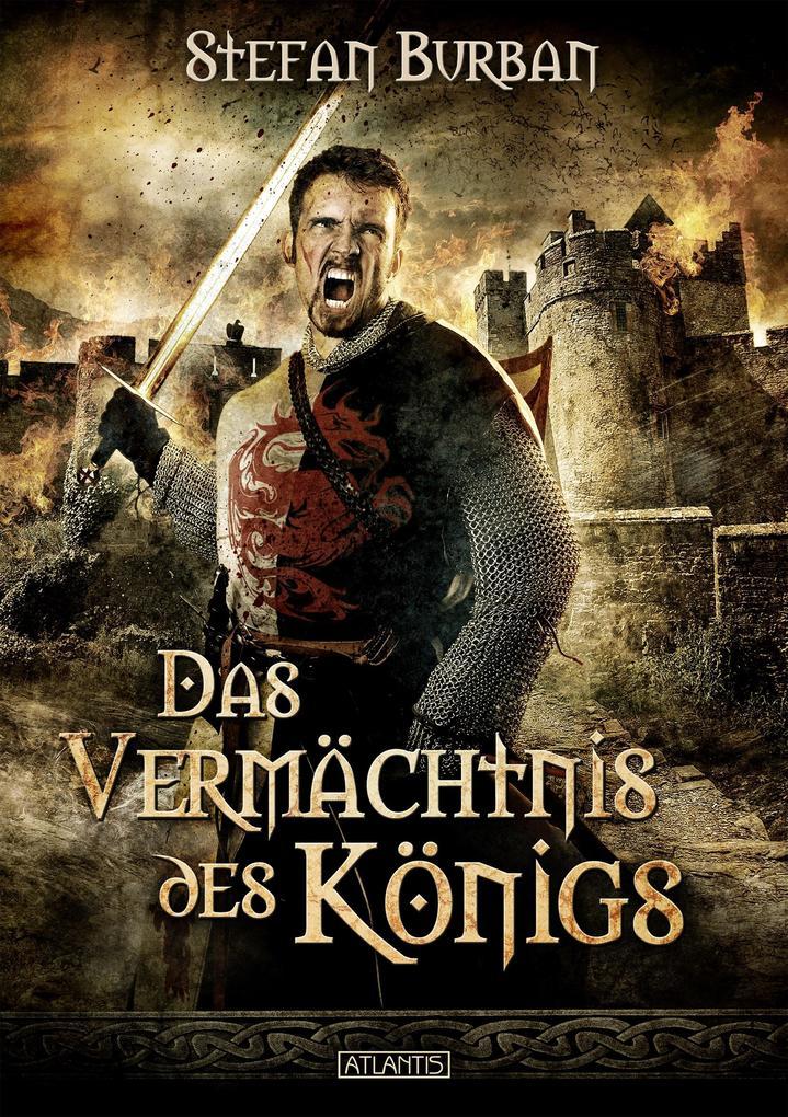 Die Chronik des großen Dämonenkrieges 1: Das Vermächtnis des Königs als eBook