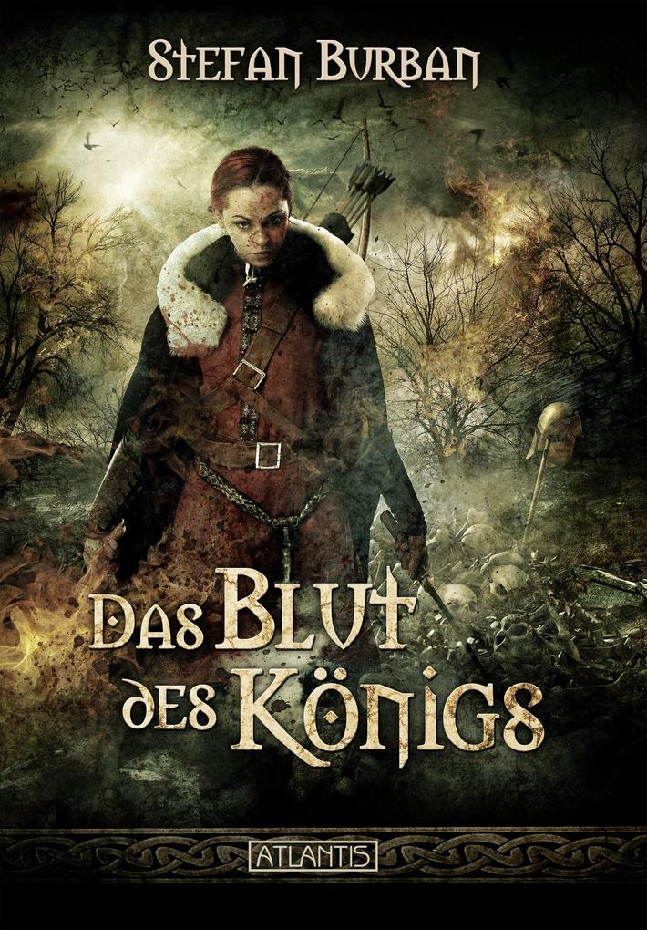 Die Chronik des großen Dämonenkrieges 2: Das Blut des Königs als eBook