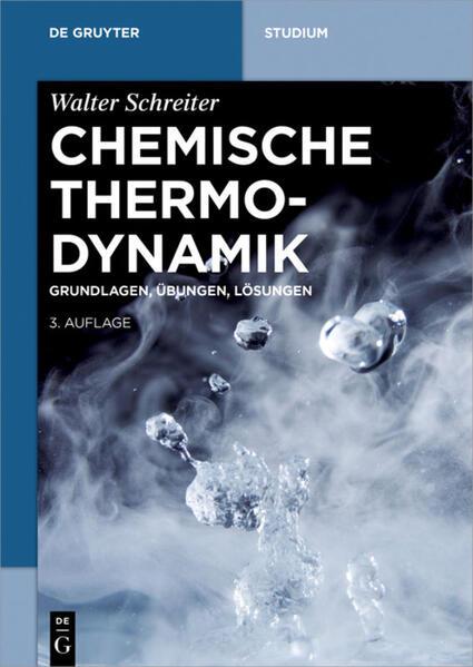 Chemische Thermodynamik als Buch (gebunden)