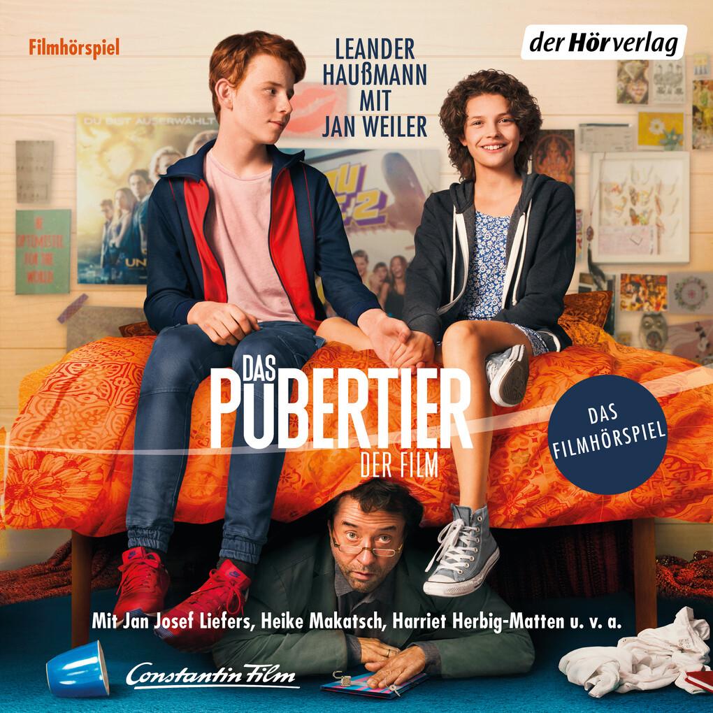 Das Pubertier als Hörbuch Download