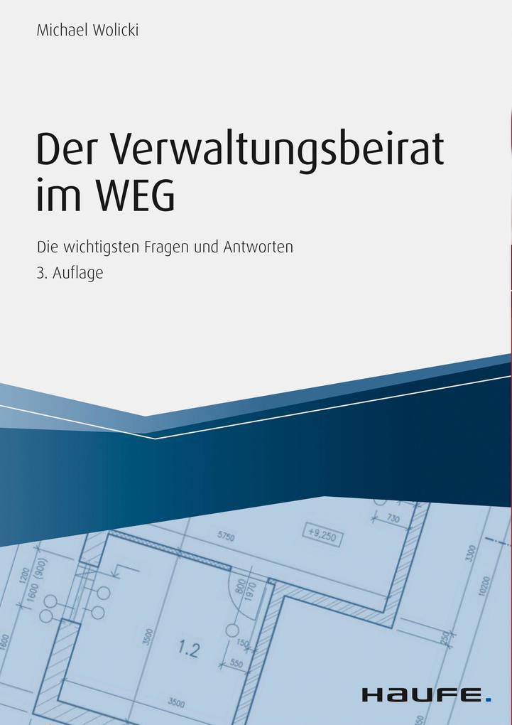 Der Verwaltungsbeirat im WEG als eBook