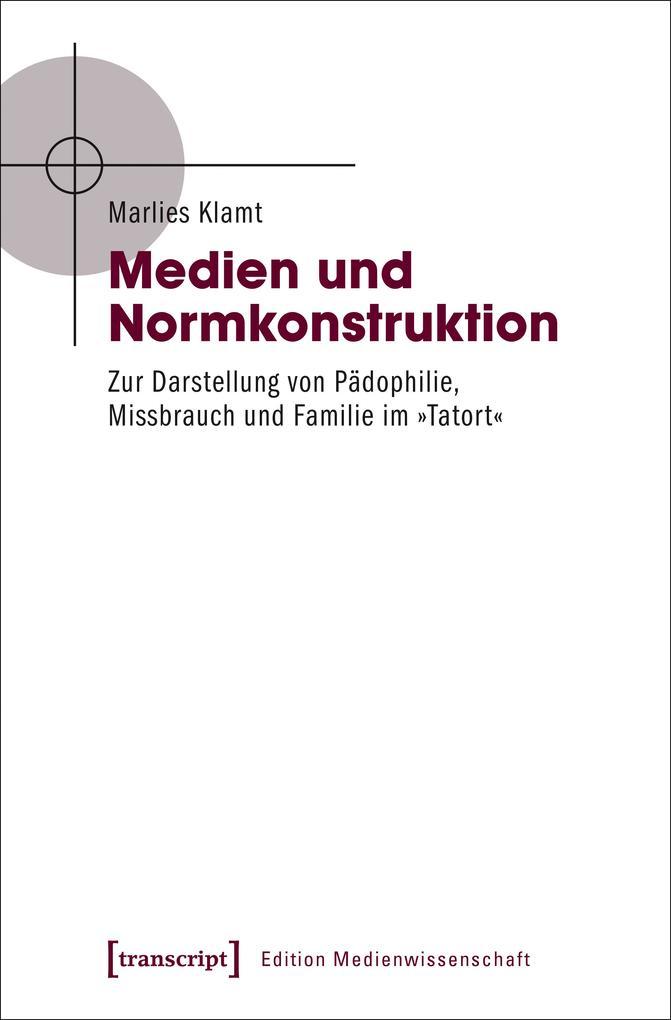 Medien und Normkonstruktion als eBook pdf