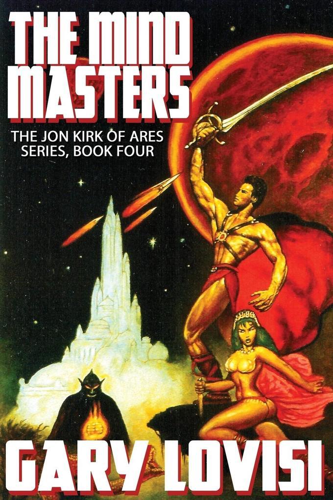 The Mind Masters als Taschenbuch
