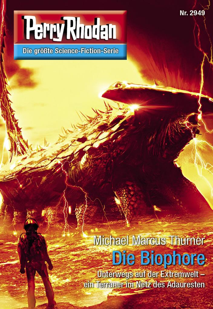 Perry Rhodan 2949: Die Biophore (Heftroman) als eBook