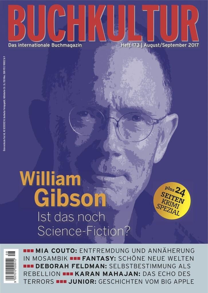 Magazin Buchkultur 173 als eBook