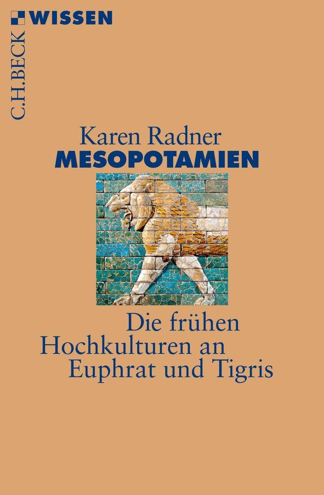Mesopotamien als eBook epub