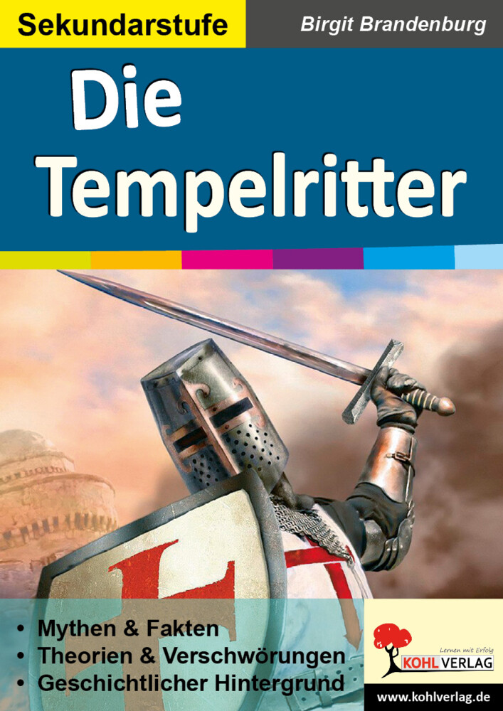 Die Tempelritter als Buch