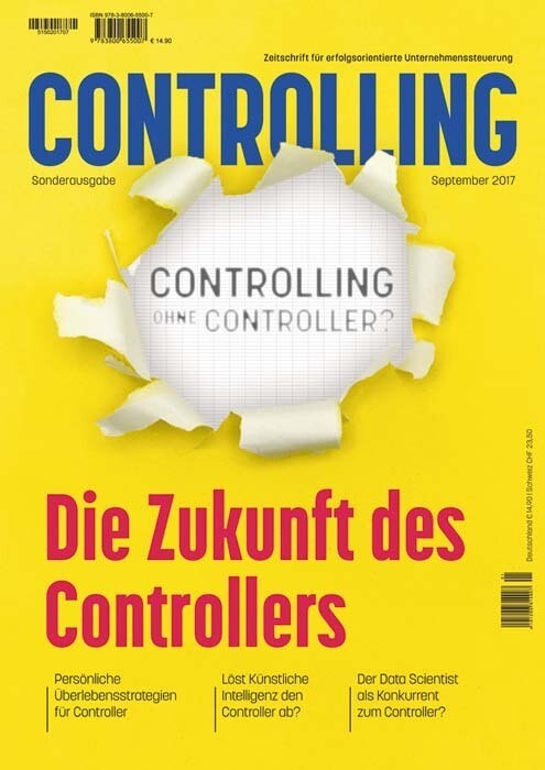 Controlling ohne Controller? als Buch
