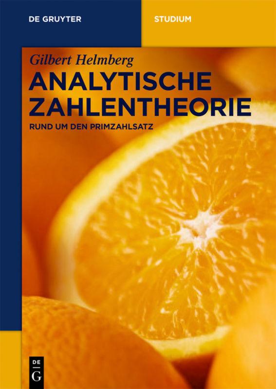 Analytische Zahlentheorie als Buch