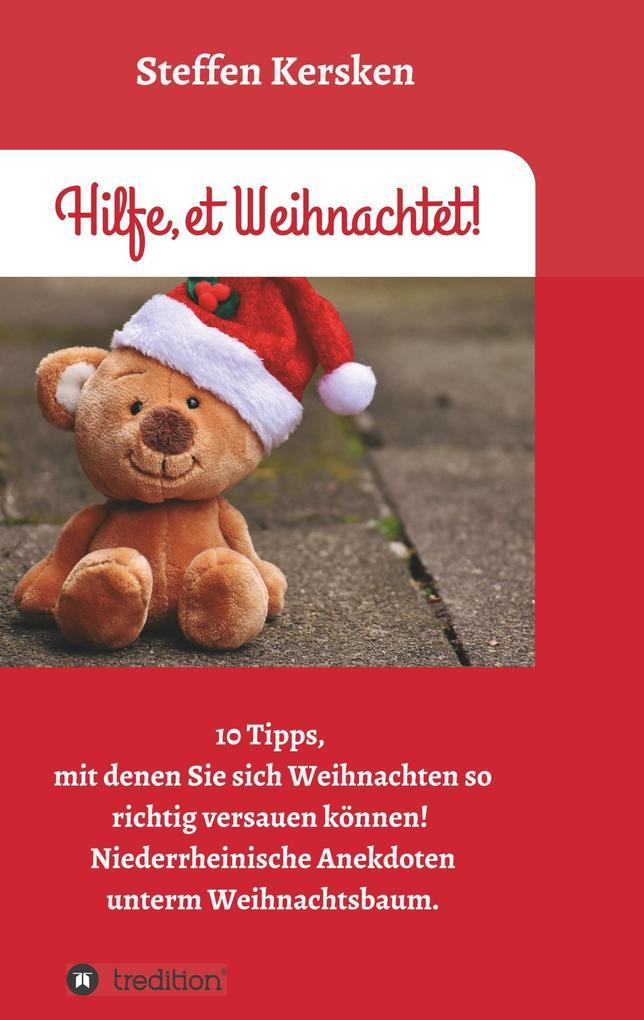 Hilfe, et Weihnachtet! als Buch (gebunden)
