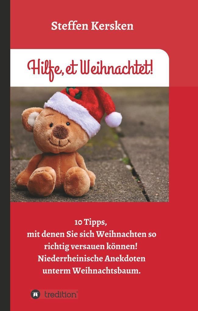 Hilfe, et Weihnachtet! als Buch