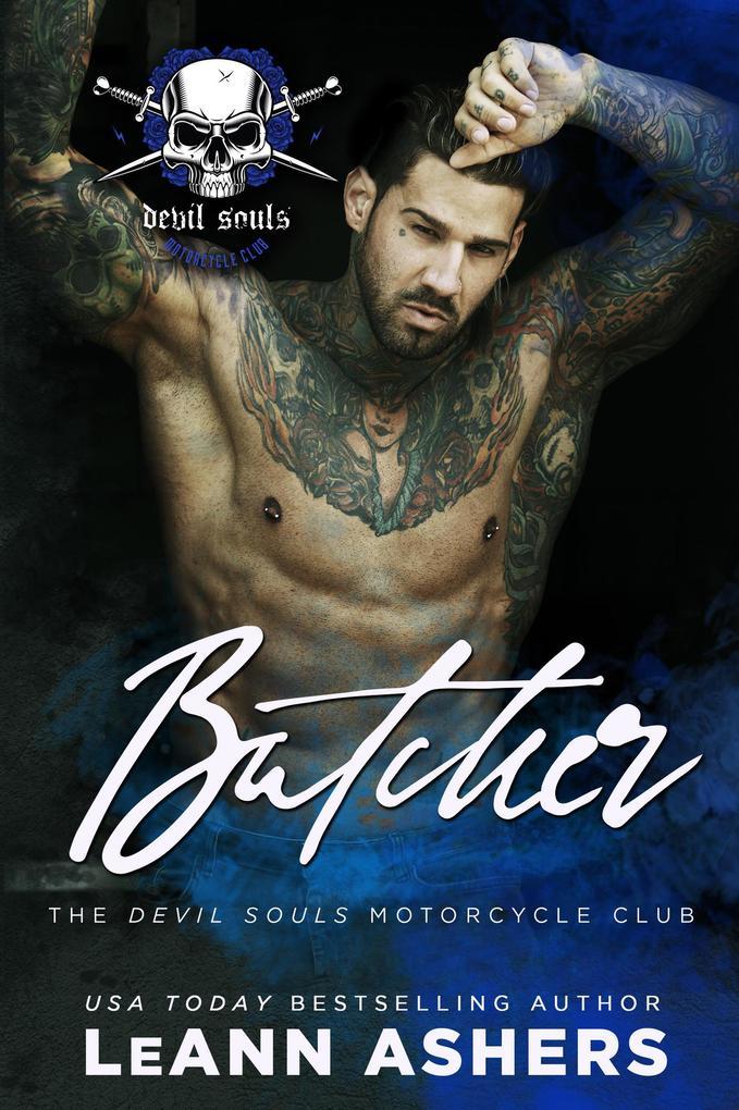 Butcher (Devils Souls MC, #3) als eBook von LeA...