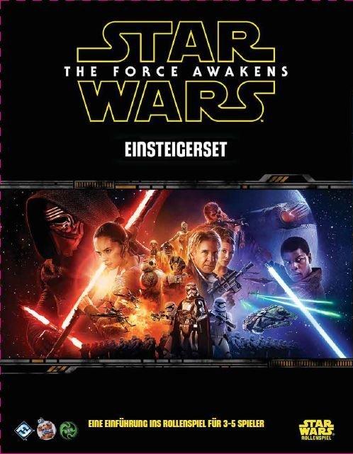 Star Wars: Das Erwachen der Macht Einsteigerset als Spielwaren