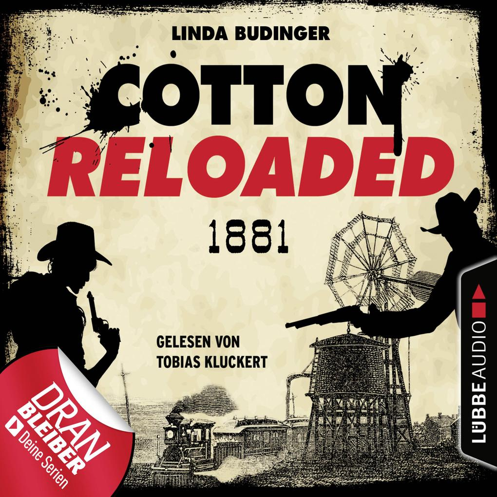 Jerry Cotton, Cotton Reloaded, Folge 55: 1881 - Serienspecial (Ungekürzt) als Hörbuch Download