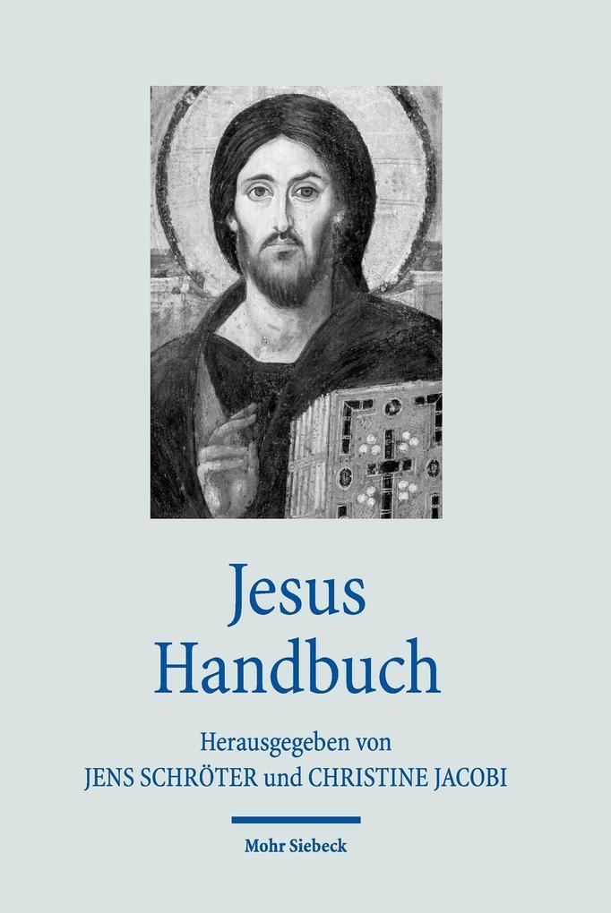 Jesus Handbuch als eBook pdf