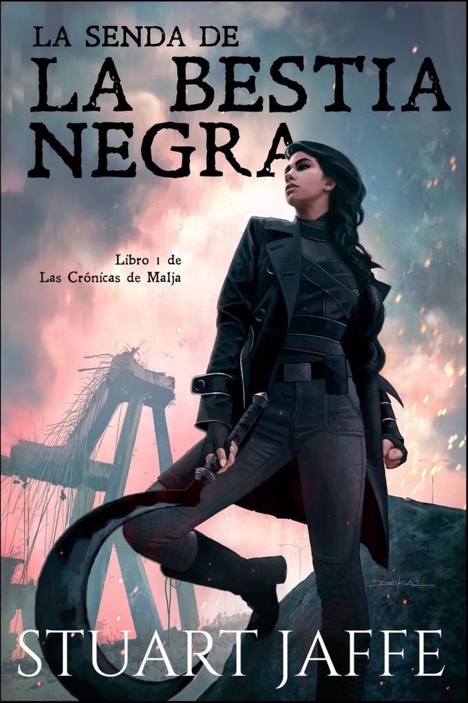 La Senda de la Bestia Negra als eBook von Stuart Jaffe - Babelcube Inc.