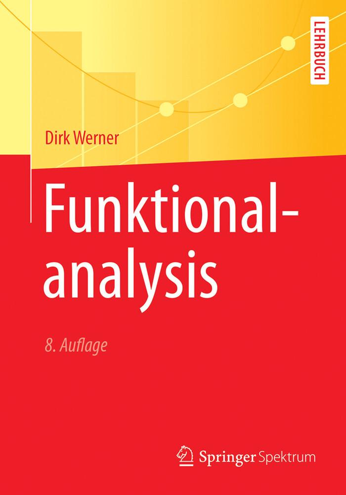 Funktionalanalysis als Buch