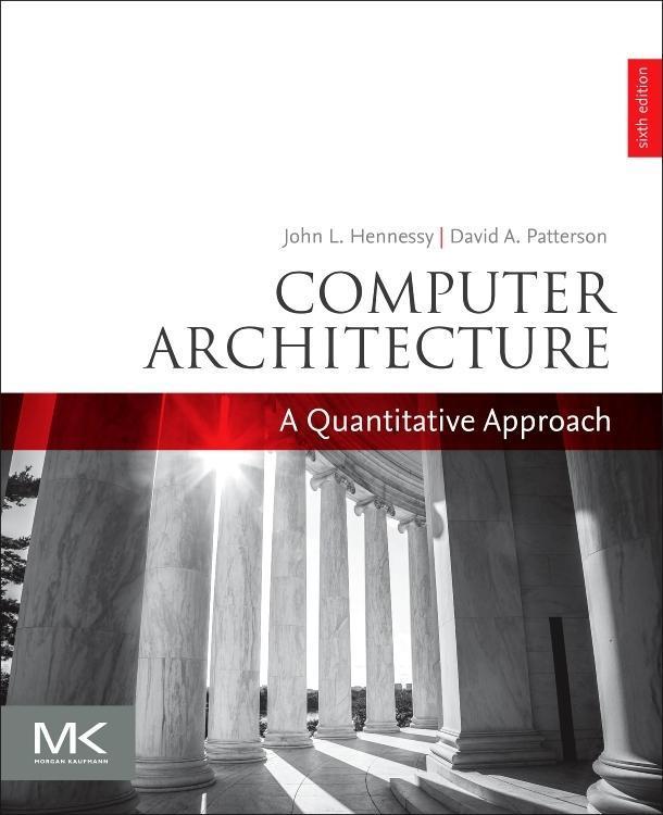 Computer Architecture als Taschenbuch von John Hennessy, David A. Patterson