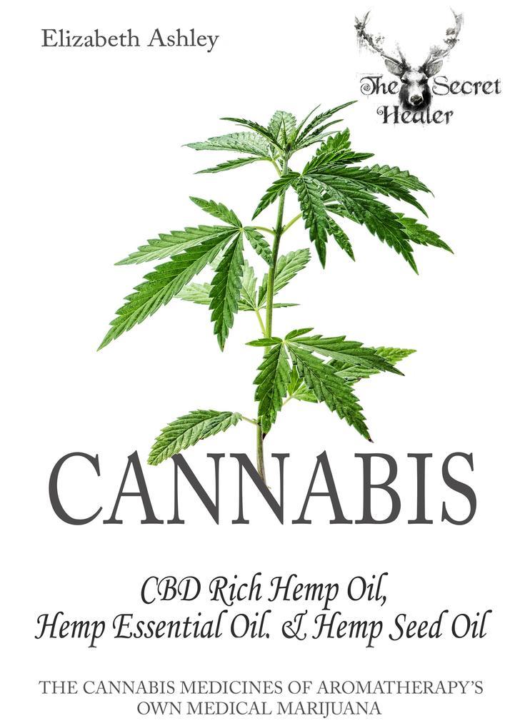 Cannabis als Buch von Elizabeth Ashley