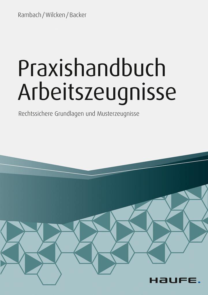 Praxishandbuch Arbeitszeugnisse als eBook