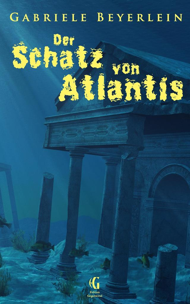 Der Schatz von Atlantis als Buch