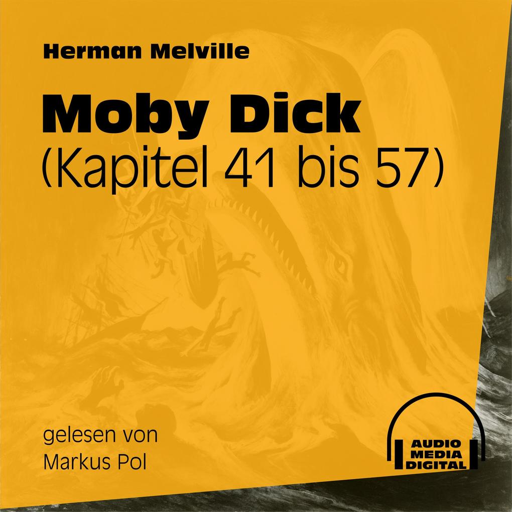 Moby Dick oder Der Wal als Hörbuch Download