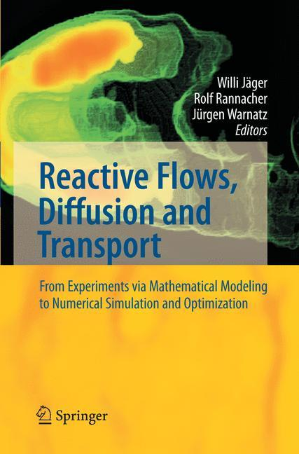 Reactive Flows, Diffusion and Transport als Buch