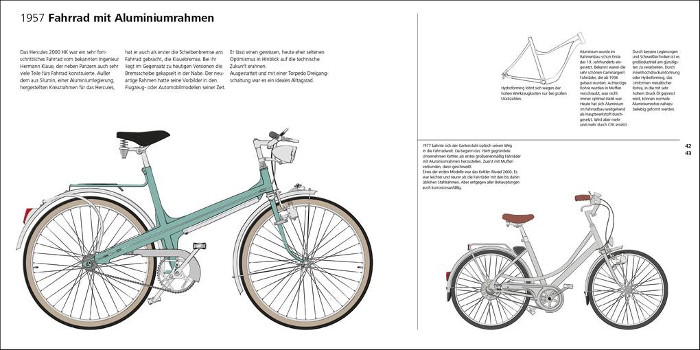 50 Fahrräder aus 200 Jahren auf 50 Seiten (Buch), Jürgen Isendyck