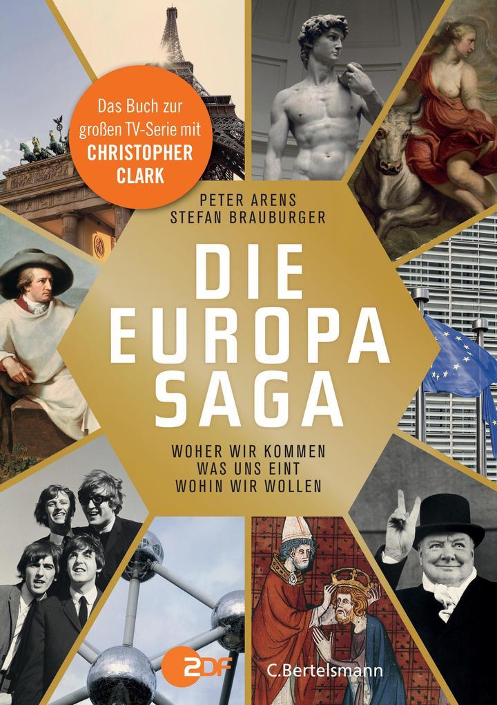 Die Europasaga als eBook