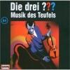 Die drei ??? 084. Musik des Teufels (drei Fragezeichen) CD