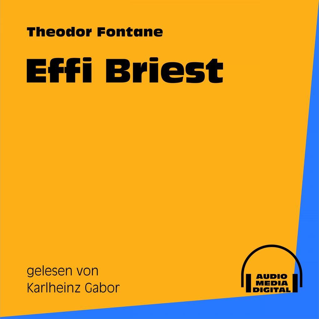 Effi Briest als Hörbuch Download