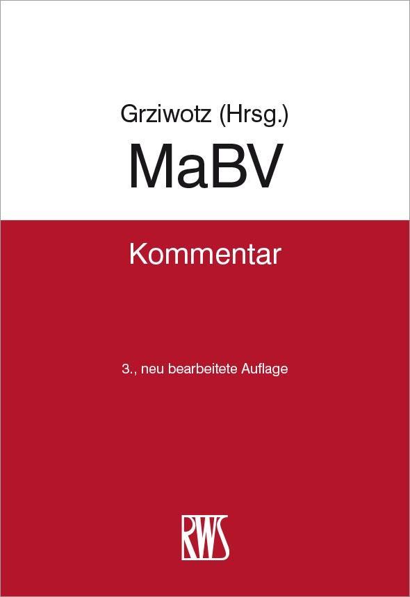 MaBV als eBook