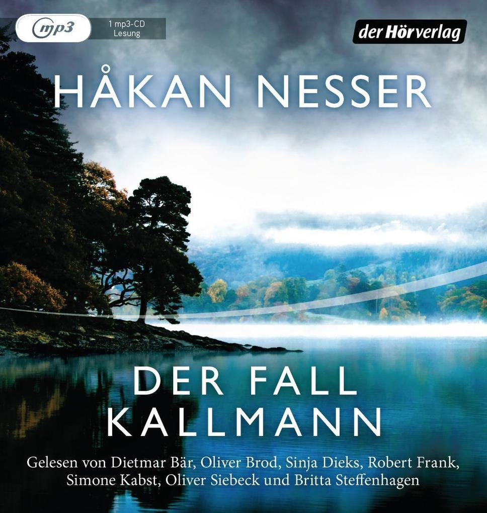 Der Fall Kallmann als Hörbuch