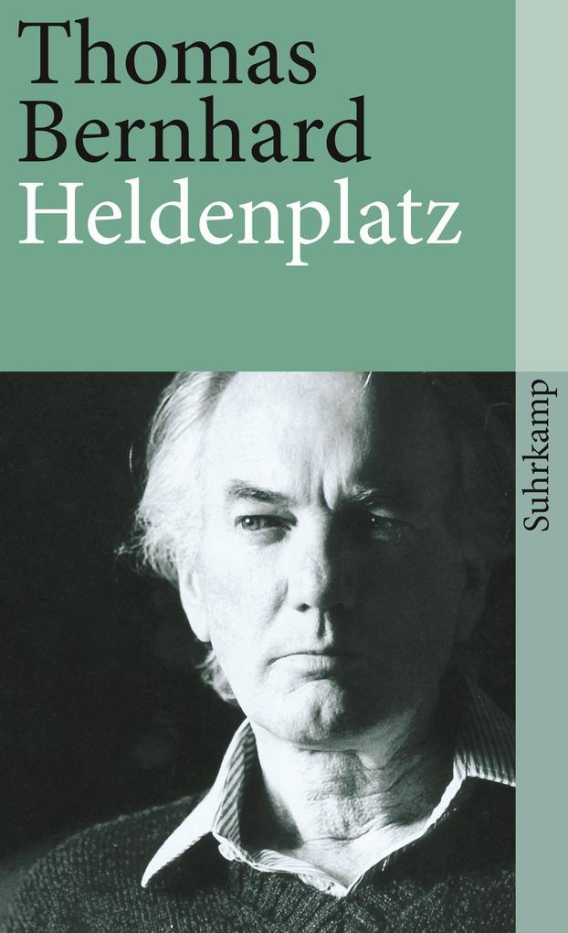 Heldenplatz als Taschenbuch